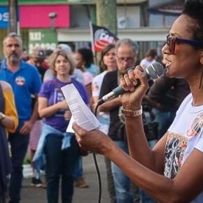 Vereadora negra eleita do PT  sofre ameaças racistas emSC
