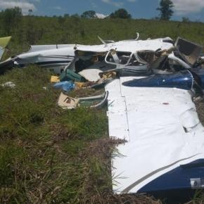 Tucano azarado por que não é mineiro? Filho de ex-senador morre em desastre aéreo. avião tinha 300 Kg decocaína