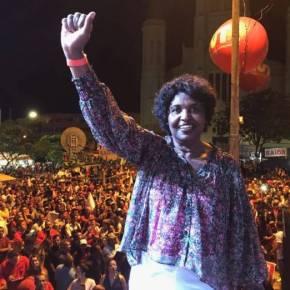 Benedita da Silva já aparece em 2º lugar em Pesquisa pra Prefeitura no Rio deJaneiro