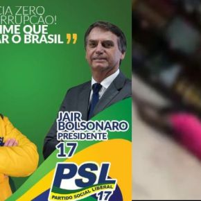 Ex-PM bozonazista, candidato pelo PSL, liderou espancamento contra angolanos em Maringá