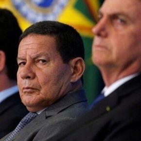 TSE libera julgamento de ação que pede cassação da chapa Bolsonaro-Mourão