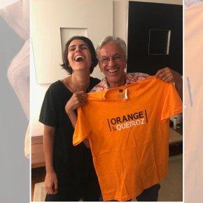 TSE libera show de Caetano em apoio a ManuelaD'Avila