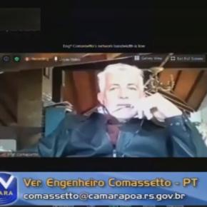 Vereador comemora aprovação definitiva de Área Especial de Interesse Social (MatoSampaio)