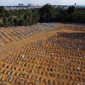 2ª Onda: Após dois meses, Brasil volta a registrar mais de 200 mil casos de covid porsemana