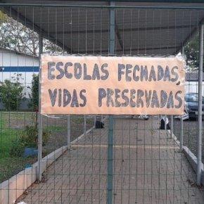 Vitória em defesa da vida: aulas presenciais nas Escolas Estaduais do Rio Grande do Sul seguemsuspensas