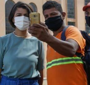 Justiça derruba meio milhão de compartilhamentos de fake news contra Manuela nas RedesSociais