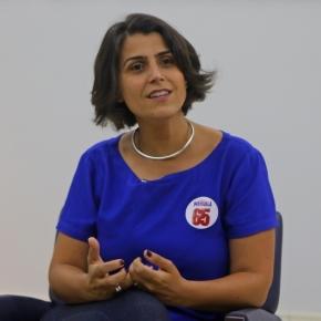Tecnologia: Manuela D'Ávila afirma que haverá Internet Pública e gratuita para todos os portoalegrenses