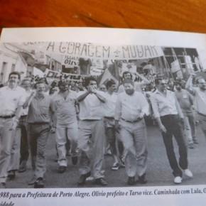 Como em novembro de 1988, em novembro de 2020 Porto Alegre conjuga o verbo Esperançar (Por SelvinoHeck)