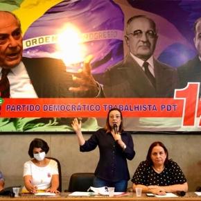 PDT decide apoiar Manuela D'Ávila no segundo turno em PortoAlegre