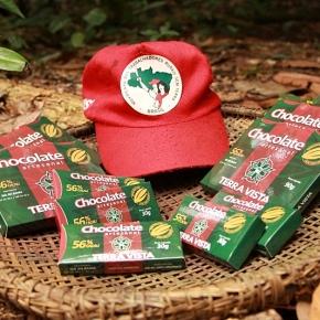 Chocolate Terra Vista: o sabor que vem da produçãosustentável