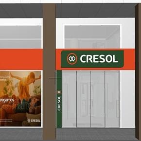CRESOL- Cooperativa de Crédito Solidário – muito forte no interior, abre sua 1ª loja em Porto Alegre nesta sexta(18)