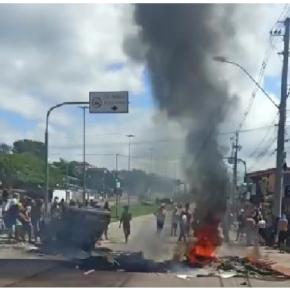 Mulher negra morta em ação violenta da Brigada Militar na Vila Cruzeiro também era Promotora Legal Popular(Vídeos)
