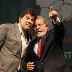 Lula e PT são não só indissociáveis mas eventos únicos (Por FernandoHaddad)