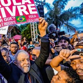 Justiça arquiva 7º caso contra Lula, o que mostra que Moro armou contra ele.#LulaInocente