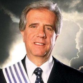 Morre o ex-presidente do Uruguai TabaréVázquez