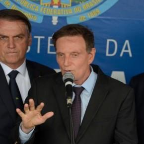 Com Crivella e Witzel na berlinda, 'nova política' bolsonarista no Rio vive seuocaso