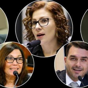 Osmar Terra, Eduardo Bolsonaro e Carla Zambelli lideram fake news sobre coronavírus entreparlamentares