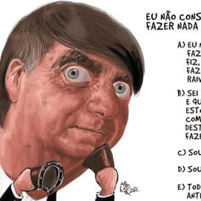 """É campanha de vacinação ou """"me engana que eu gosto""""? (Por FernandoBrito)"""
