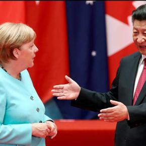 China e Europa selam acordo comercial de alto impactoglobal