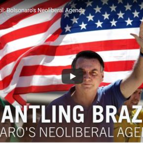 'Desmantelando o Brasil: Agenda Neoliberal de Bolsonaro' (Vídeo documentário)-Assista: