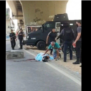 """Na manhã do 1º dia """"útil"""" do ano, PM carioca envolvida em assassinato de mais um trabalhadornegro"""