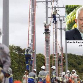 Vicente Rauber,ex Presidente da CEEE, mostra por que o governo não deve e não precisa privatizar aempresa