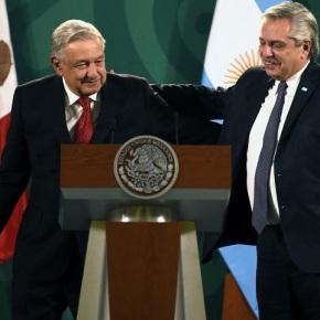 Argentina E México Consolidam Aliança E Tentam Ocupar Espaço De Liderança Deixado Pelo Brasil, agora um páriamundial