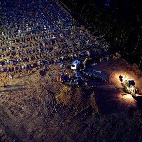 Por que Pazuello e Bolsonaro decidiram espalhar a nova cepa do COVID-19, de Manaus para todo oBrasil??