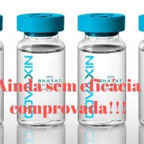 Cobvid-19: Por que Pazuello, compra vacinas sem eficácia comprovada e deixa de comprar as jácomprovadas??