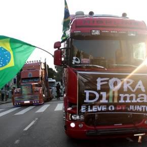 Em homenagem aos caminhoneiros, Governo anuncia mais um aumento de R$ 0,33 no óleo Diesel a partir do dia 19/02(Sexta-Feira)