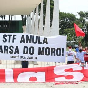 Até adversários do PT já reconhecem a inocência de Lula e cobram julgamento de suspeição de Moro noSTF