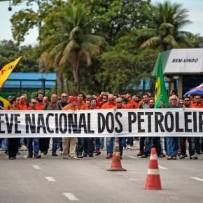 Petroleiros preparam Greve para o dia 1º de Março e queda de Castelo Branco pode ajudar a  brecar a privatização daPetrobras