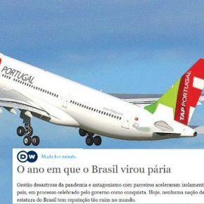 Brasileiros não são mais bem vindos em muitos países. Em Portugal, sem ter como voltar e sem dinheiro, alguns já dormem nasruas