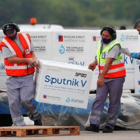 Rui Costa(PT), Governador da Bahia, critica Anvisa por burocracia na liberação da Vacina Sputnik V contraCOVID-19