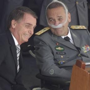 """""""3 anos depois"""" General mostra que colocou STF de cócoras e """"caga na cabeça"""" de Fachin e dos supremos juízes em resposta pelotwitter"""