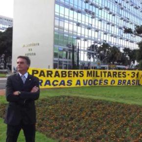 No Tribunal que julgará Lula se tramoia de Fachin funcionar: Governo Bolsonaro ganha na Justiça direito de celebrar o golpe de1964