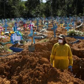 Covid-19: cem brasileiros morrem por hora no auge da pandemia e cientistas responsabilizam GovernoFederal