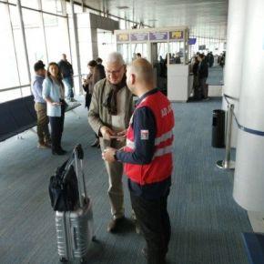 Chile impõe quarentena em hotel para quem chegar doBrasil