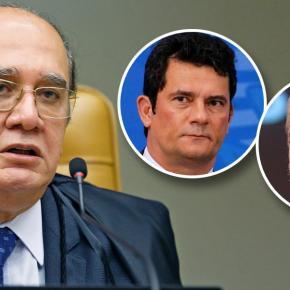 Gilmar declara Moro suspeito e diz que ex-juiz cometeu crime(assista)