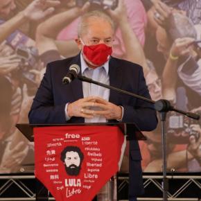 Lula, O incomparável Estadista vindo da pobreza, líder perseguido e preso, volta pra defender seu povo (Leia eAssista)