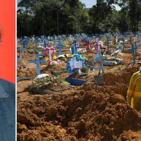 """Miguel Nicolelis: Brasil pode passar marca das 3 mil mortes diárias nas próximas semanas e """"isso é um genocídio"""""""