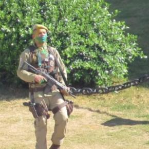 Deputada e extremistas tentam usar morte de PM surtado para incentivar rebelião na PM da Bahia e outrosEstados