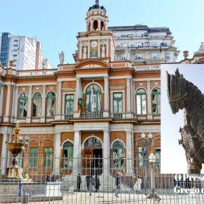 """Nos 249 anos da Cidade, Porto Alegre ganha """"Presente de Grego"""" do Prefeito da Cidade em plena Pandemia. Umavergonha!"""