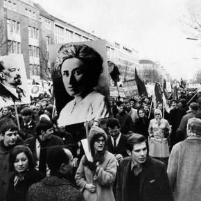 Para Rosa Luxemburgo, no 150º aniversário de seunascimento