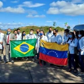 Brasil recebeu apoio e oxigênio da Venezuela mas…Bolsonaro quer expulsar o diplomatasVenezuelanos