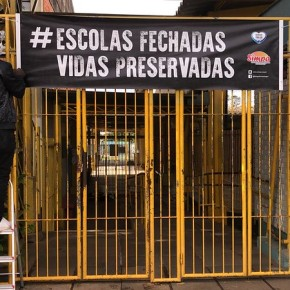 JUSTIÇA DETERMINA SUSPENSÃO DAS AULAS PRESENCIAS EM TODO O ESTADO DORS