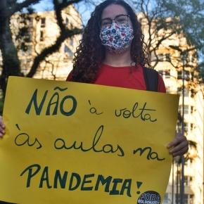 Justiça proíbe Doria de obrigar professores a voltar às escolas sem controle dapandemia