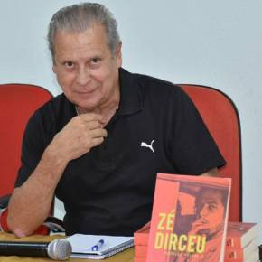 """""""Não vejo como o país pode conviver com Bolsonaro até 2022"""" diz José Dirceu emartigo"""