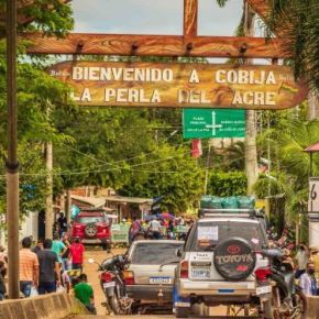 Bolívia decide fechar fronteira com Brasil por 7 dias para conter nova cepa da COVID-19. o Brasil vira pária até na AméricaLatina!