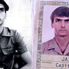 Há 33 anos, no dia 19 de abril, o Exército expulsou um terrorista que hoje é bajulado por militaresentreguistas